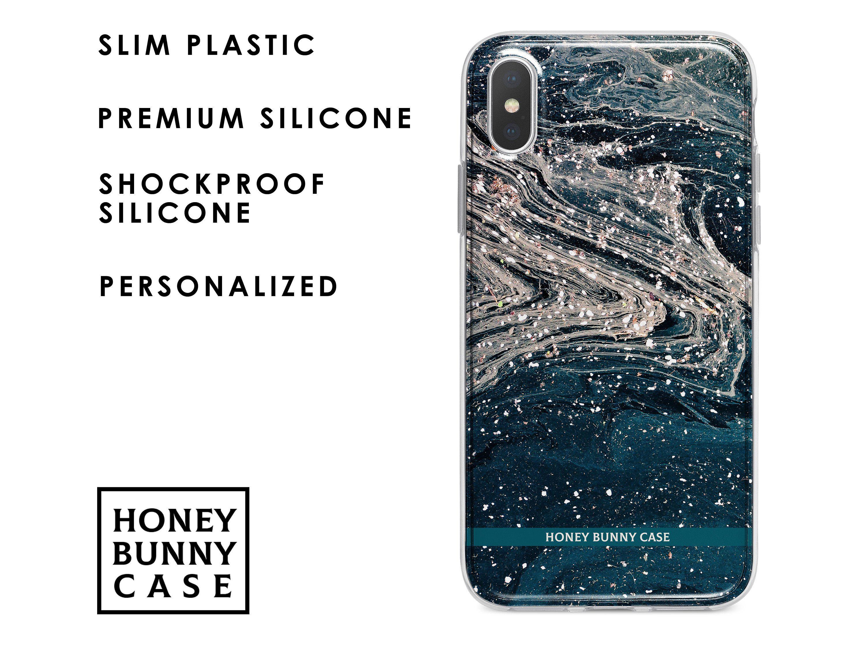 luxury personalised iphone xr case