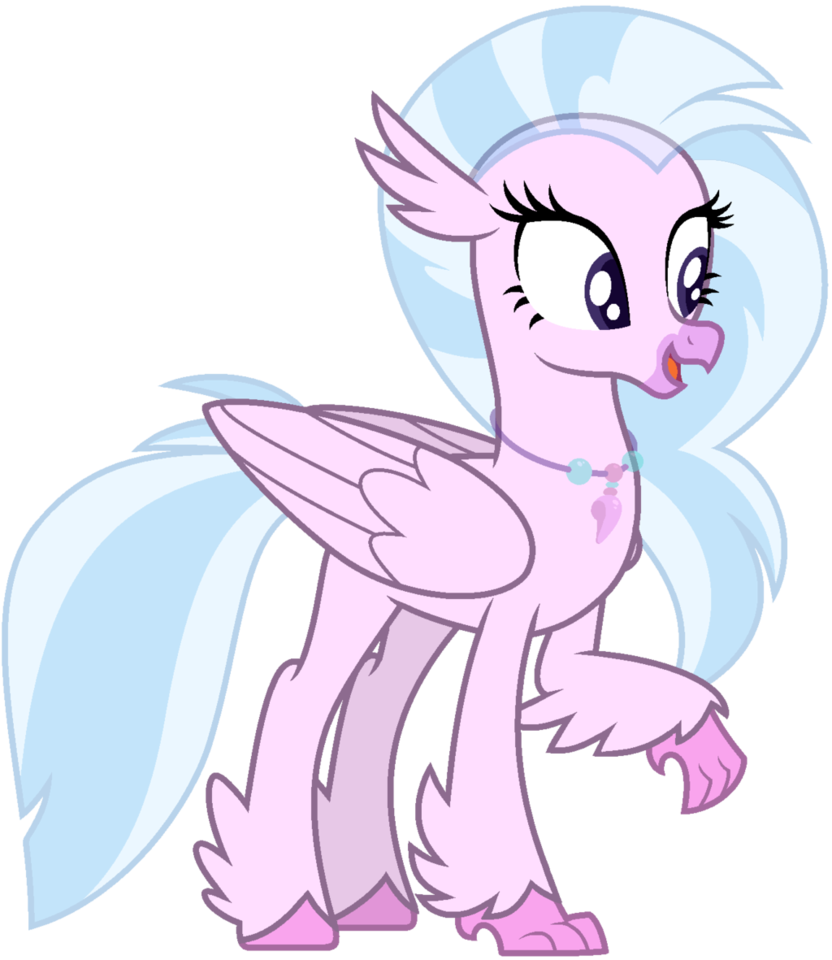 Mlp Base Silver Stream Hippogriff By Lorenacarrizo18 My Little Pony Drawing My Little Pony Pictures Mlp My Little Pony