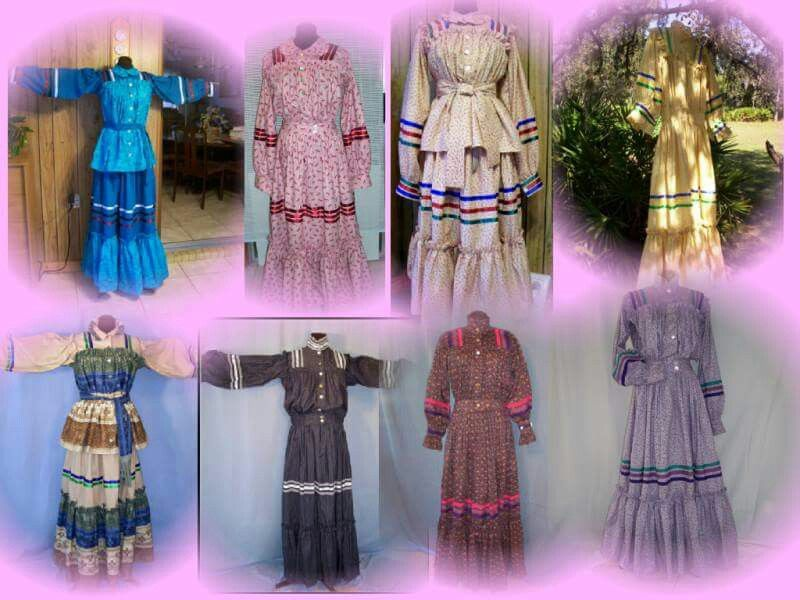 Cherokee Dresses Two Piece And Traditional