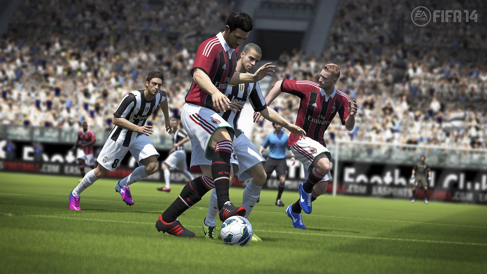 FIFA 14 Xbox 360 ** Click the picture for added