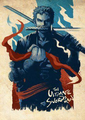 The Ultimate Swordsman