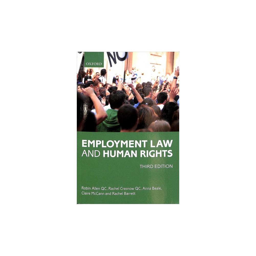 Employment Law and Human Rights (Paperback) Employment