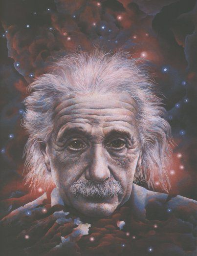 """""""The eternal mystery of the world is its comprehensibility."""" - Einstein"""