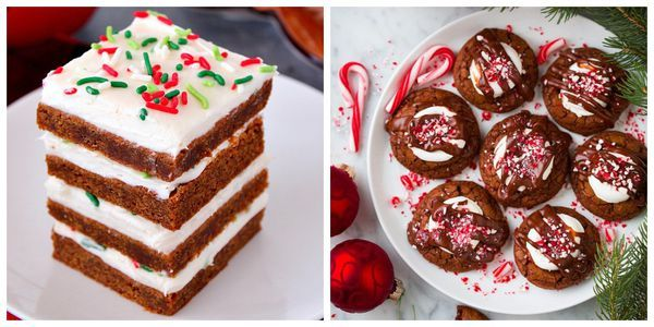 These Christmas Desserts Are So Easy, Even Your Kids Can Help Make