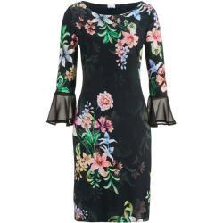 Jerseydruckkleid Alba Moda Alba ModaAlba Moda #silvesteroutfitdamen