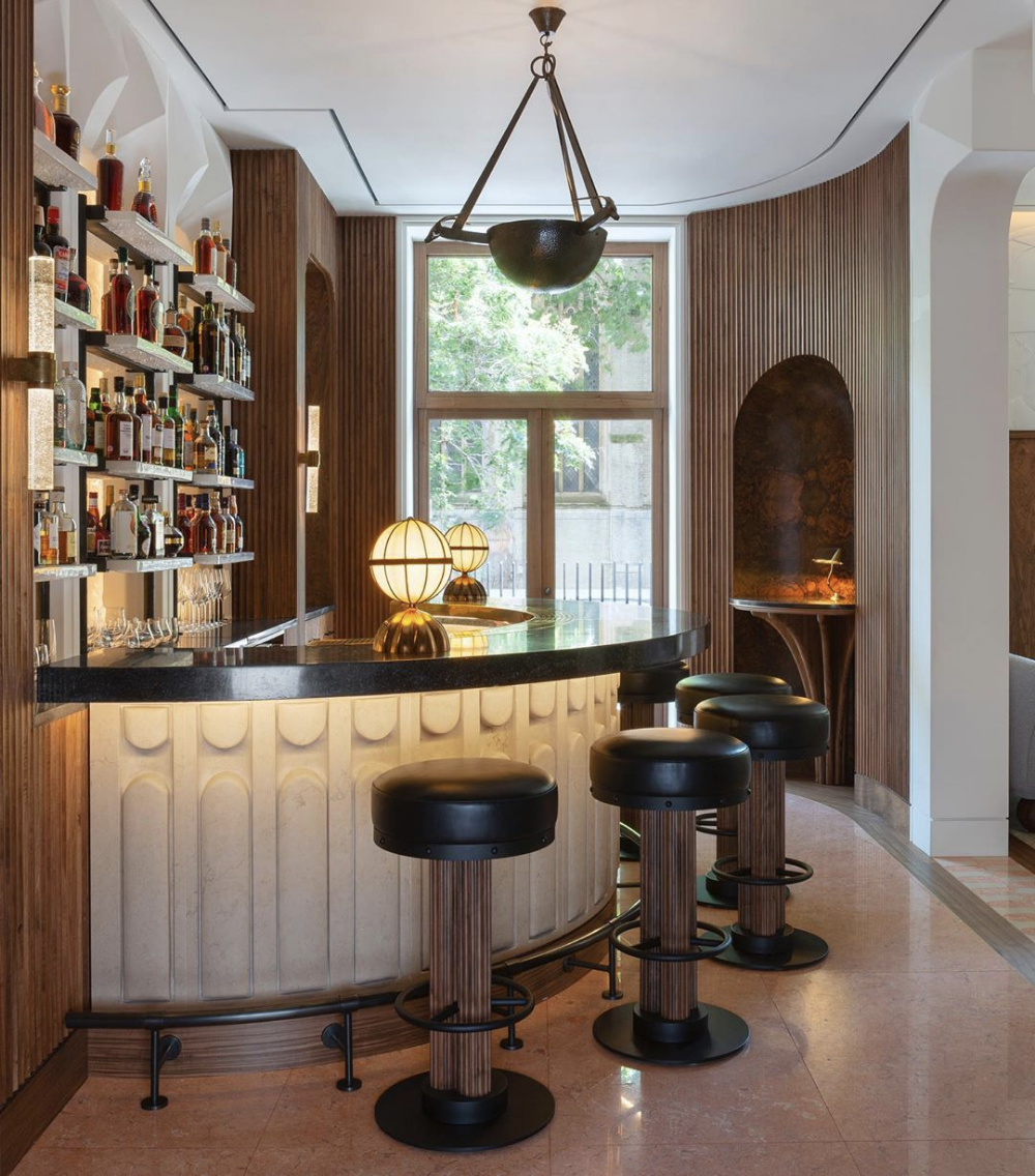 "Bryan O'Sullivan Studio on Instagram ""The Berkeley Bar"