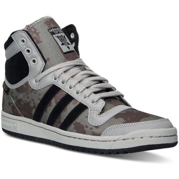 adidas uomini top dieci salve occasionali scarpe dal traguardo (100
