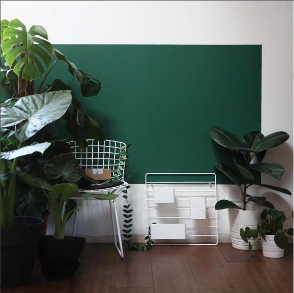 Epingle Par Dorothee Blouin Sur Notaire Deco Chambre Vert Mur Vert Chambre Bebe Vert