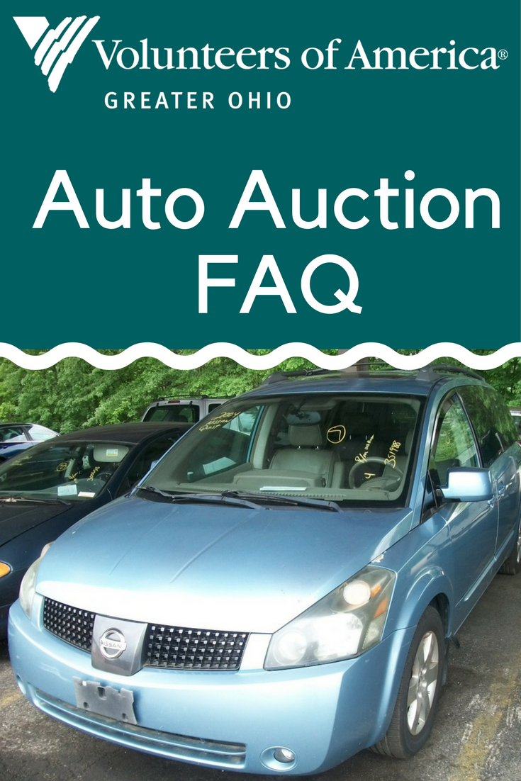 Voa Auto Auction >> Pin By Voa Ohio Indiana On Automotive Donate Your Car Car