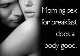 sex on the breakfast
