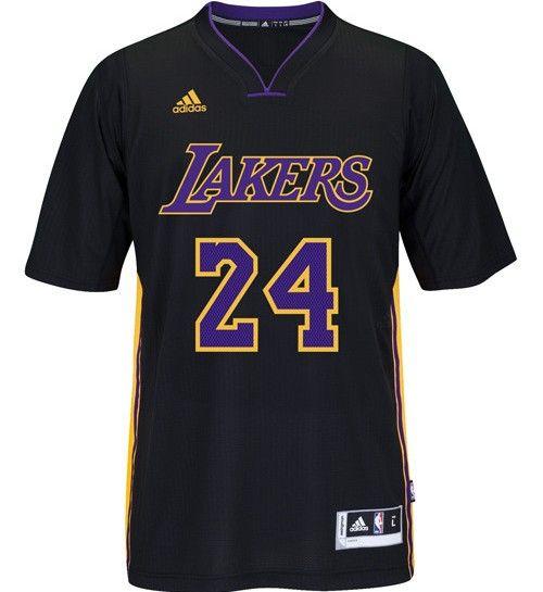 4811d79d686c Adidas Los Angeles Lakers Kobe Bryant Hollywood Nights Swingman Jersey