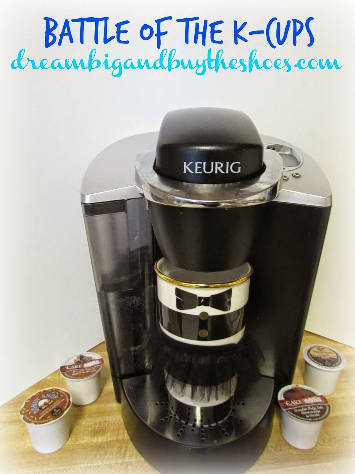 Battle of the kcups k cups cup keurig