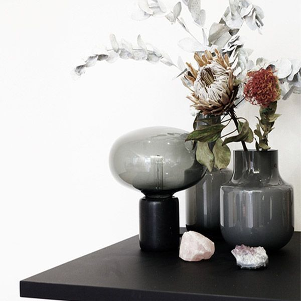 #KarlJohan Table Lamp by #SigneHytte for #NewWorks - #SmallLightBigEffect #lighing #design