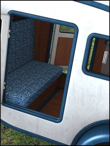 Teardrop Campers Interior Awesome 57 Super Ideas