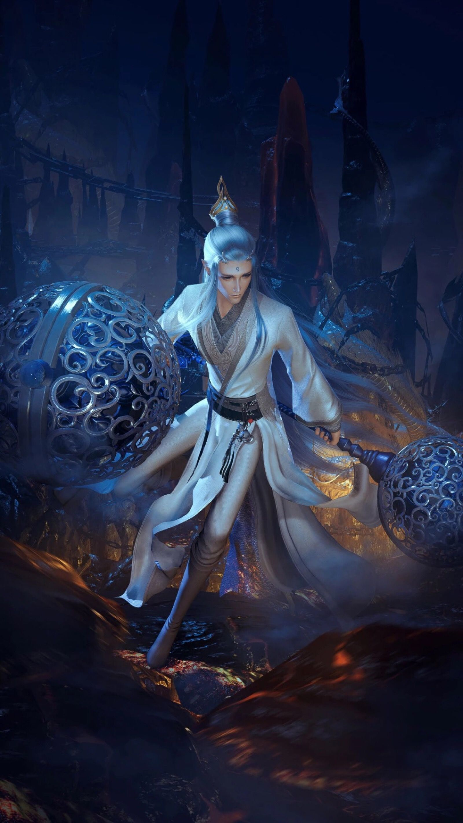 Ne Zha Synopsis A young boy, with the power to destroy