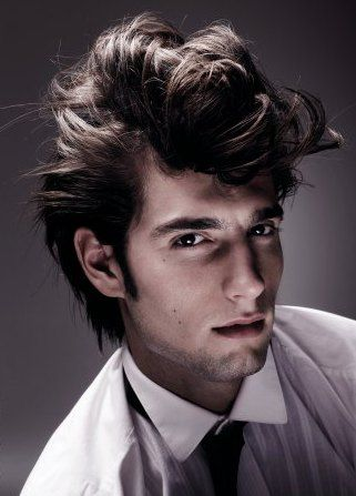 Follow Sarabibabi Trilly For More Curly Hair Styles Curly Hair Men Mens Hairstyles Curly