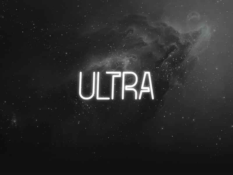 """The FREE Ultra Font"" https://www.behance.net/gallery/35467321/The-FREE-Ultra-Font"