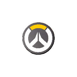 Blizzard Collectible Pins Overwatch Logo Pin Pin Logo Overwatch Logos