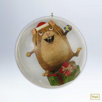 The Hamster Dance Song 2012 Hallmark Keepsake Ornament