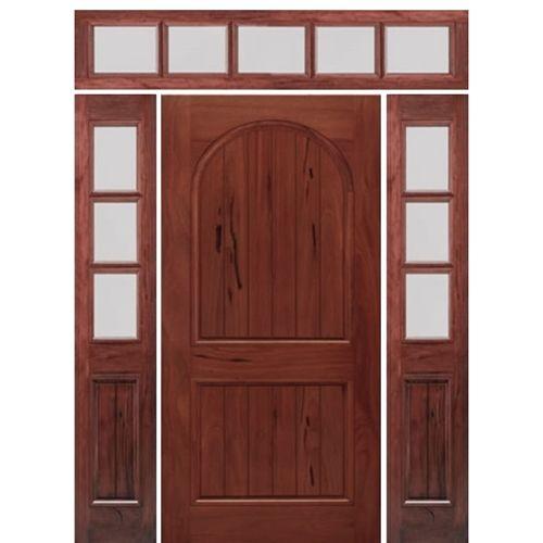 MAI Doors A75P-1-2-T