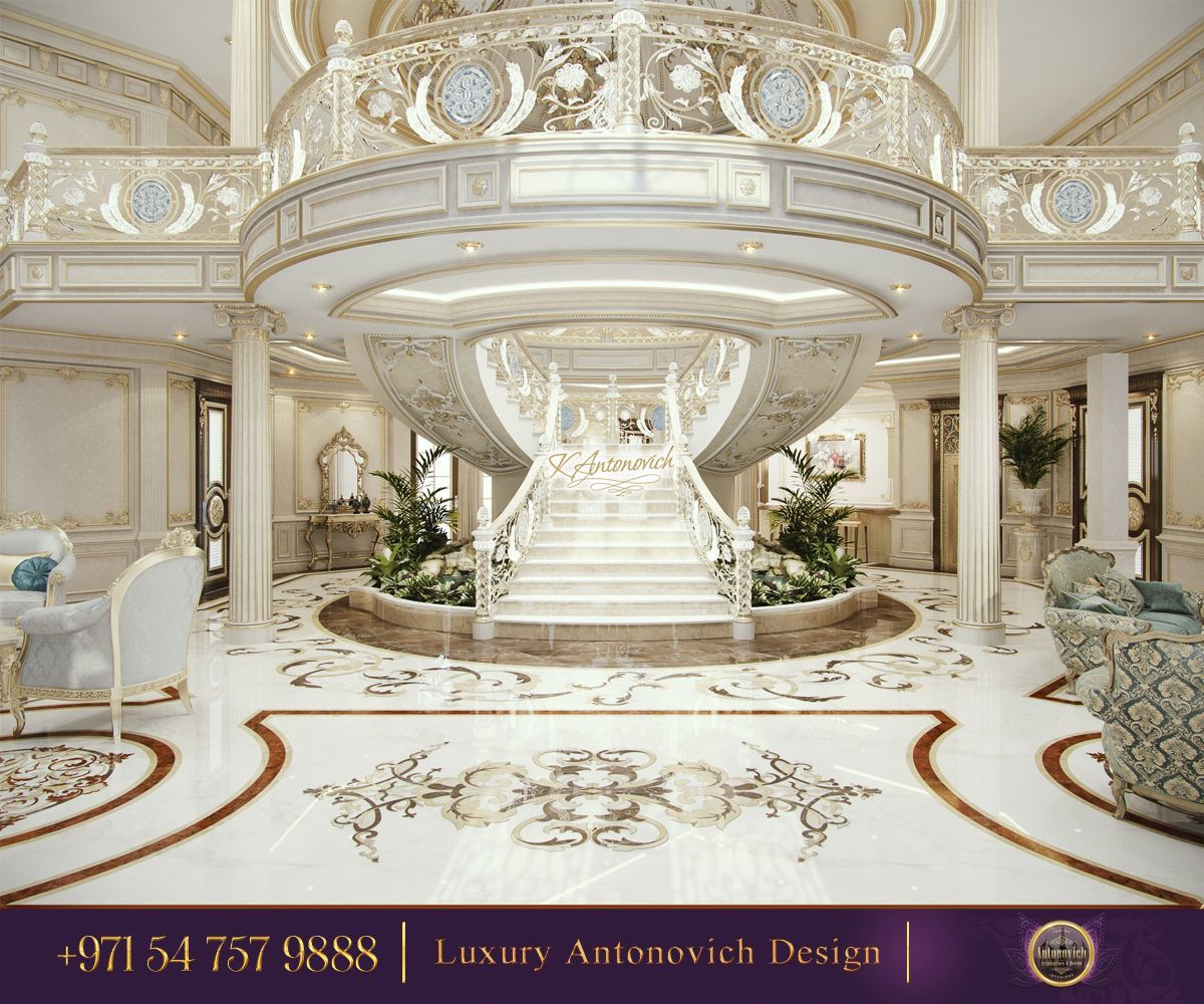 Dreamy Spaces Rendered By Muhammad Taher: Taher Design Royal Villa Egypt.jpg