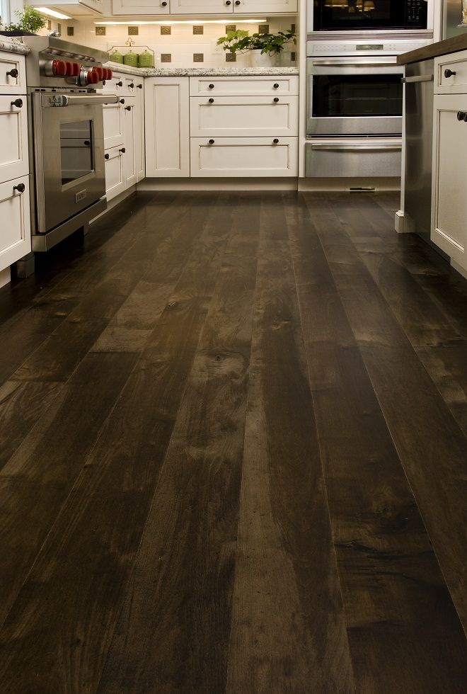 Love This Floor Brown Maple Wood Floors Wide Plank Wide Plank Flooring Maple Floors