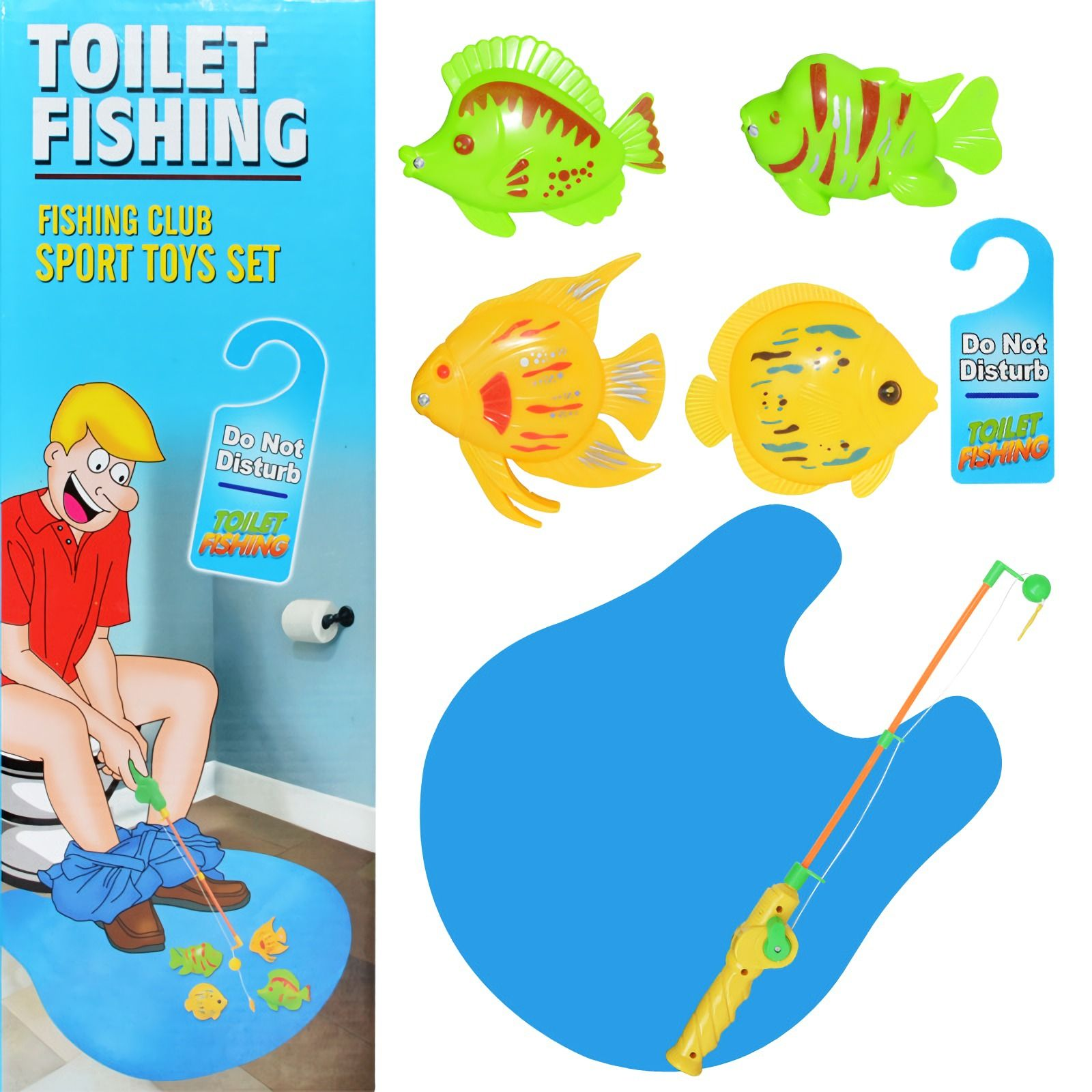 1 Practice Fishing Now At Home Make Your Potty Time Entertaining