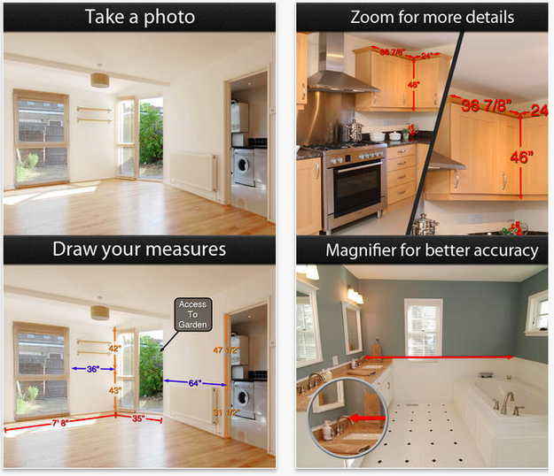 Photo Measures Lite Best Interior Design Apps Interior Design