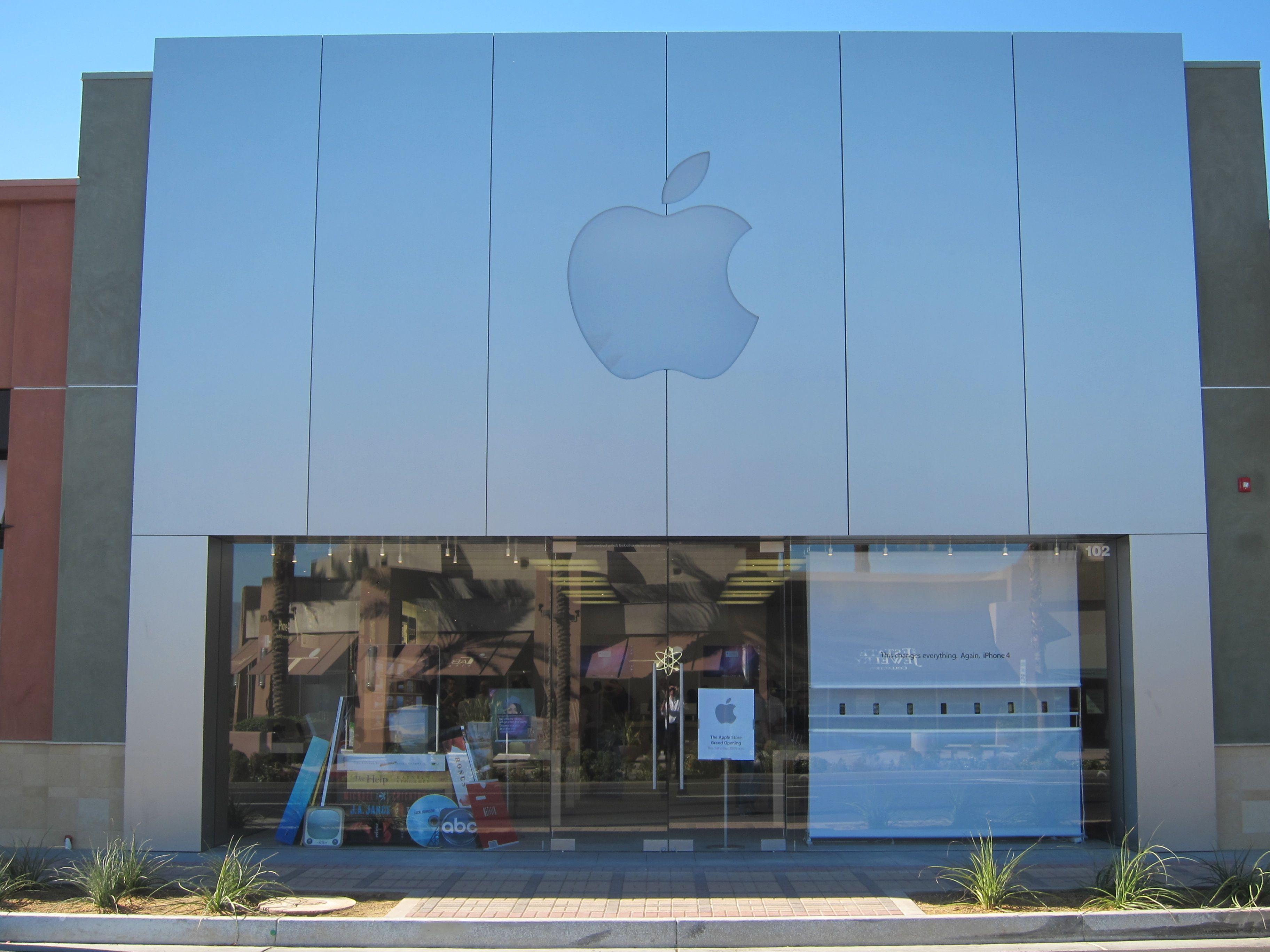 Apple Store on El Paseo in Palm Desert, CA   Shops, Restaurants ...
