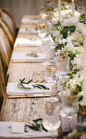 2017 wedding trends top 30 greenery wedding decoration ideas via inspired by this httplover junglespirit Choice Image