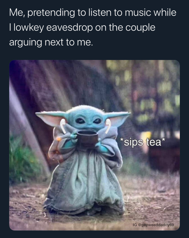Mandalorian Tumblr Yoda Meme Reylo Tumblr Yoda
