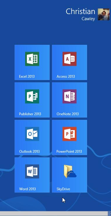Office 2013 3 Pc