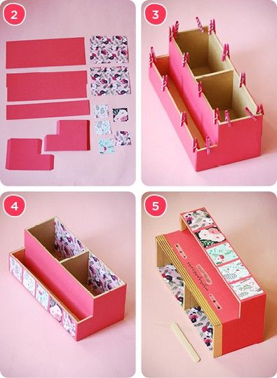 diy comment faire mon rangement de bureau lovely flowers conseil creation pinterest. Black Bedroom Furniture Sets. Home Design Ideas