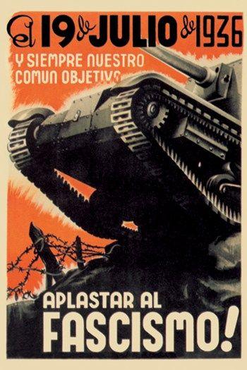 Artist Fontsere Propoganda Poster Posters Espanoles Carteles Politicos Cartel