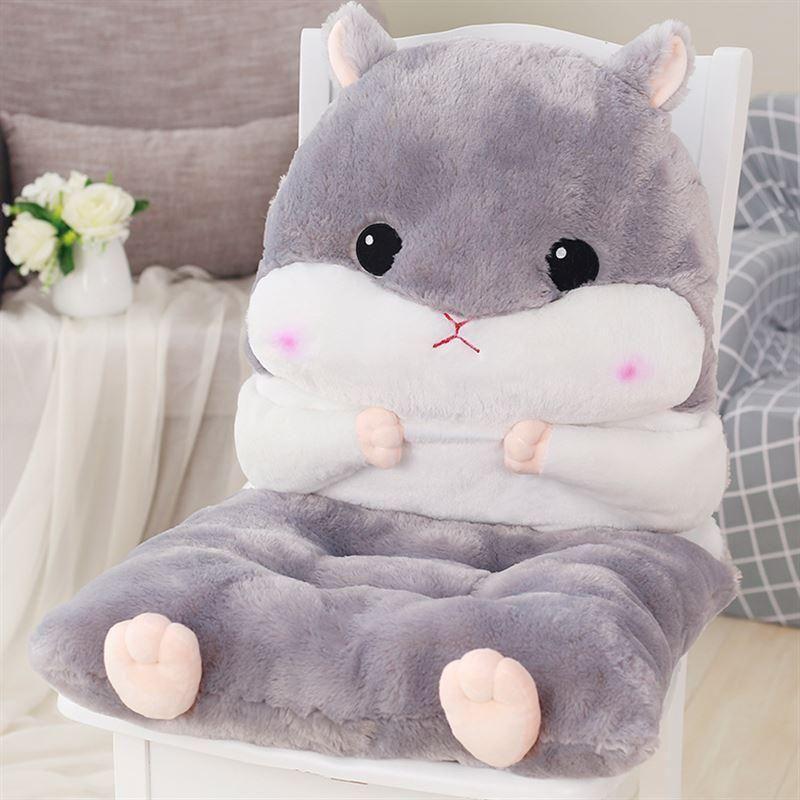 4 Colors Hamster Seat Cushions SE10892