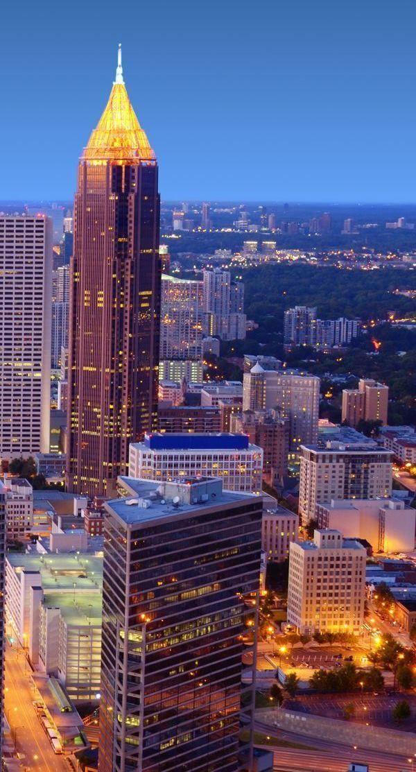 Atlanta, USA | Travel around the world, Beautiful places ...