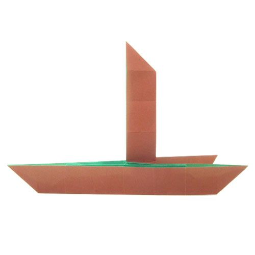 Pin By Hyo Ahns Origami On Origami Pinterest Origami Boat