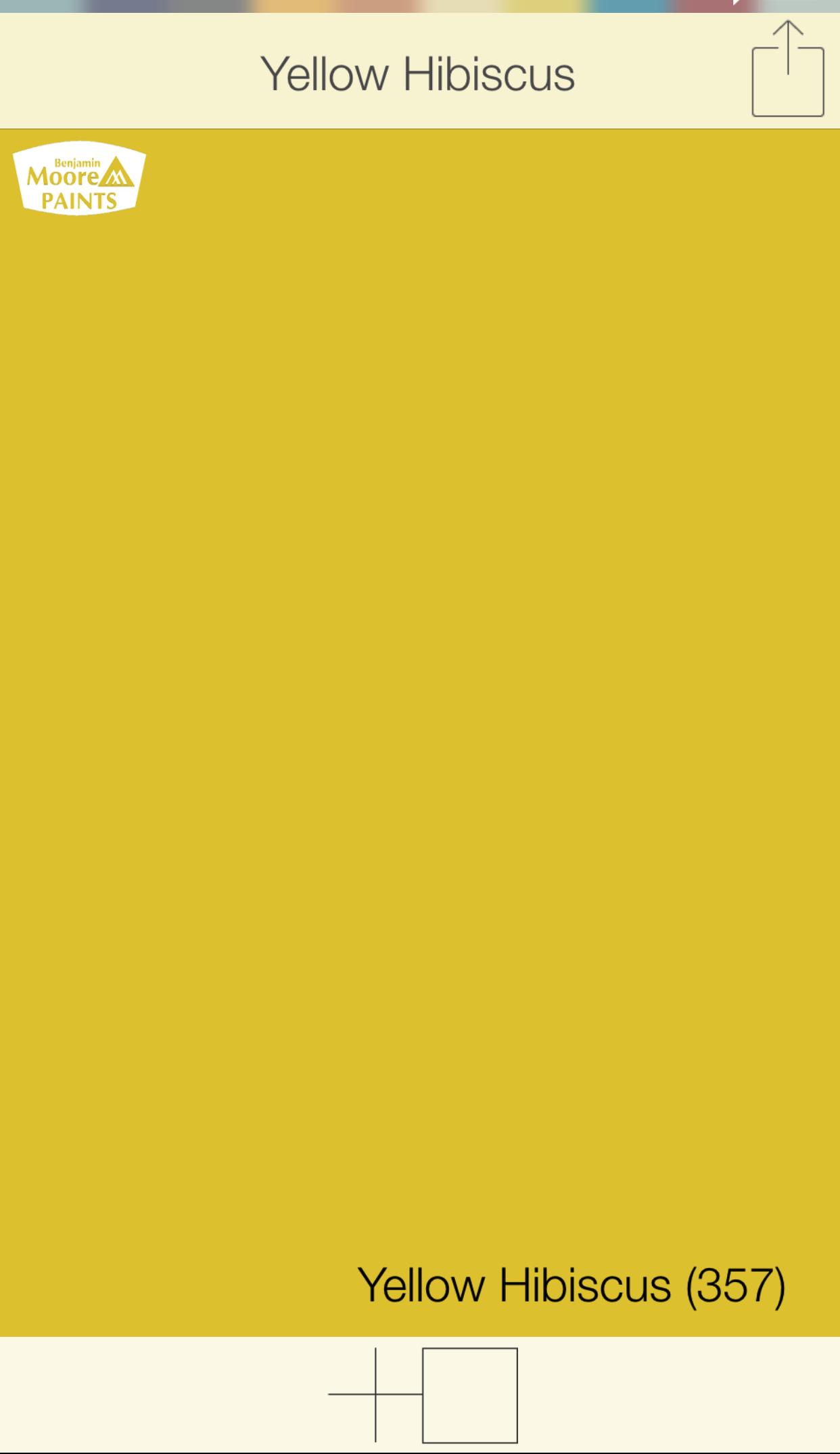 Yellow Front Door Colors Hibiscus 357 Benjamin