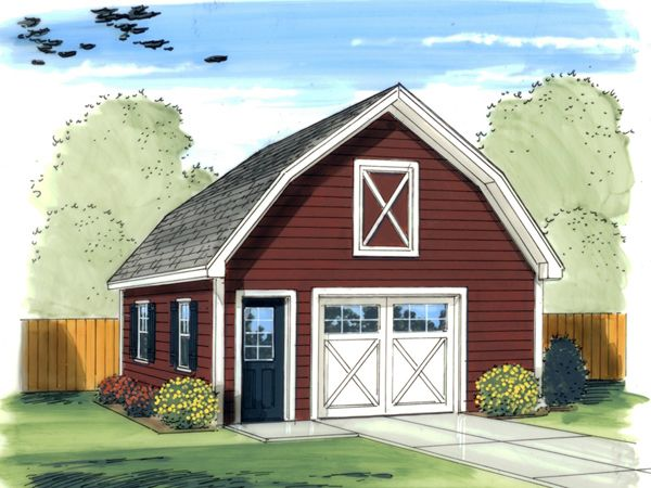 Brandy Barn Style Garage Barn Garage Plans And Gambrel