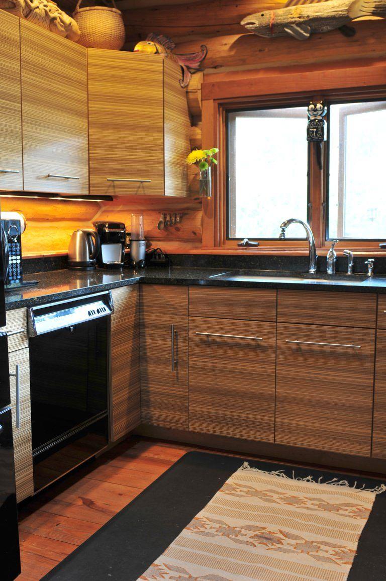 Zebrawood Cabinet Doors Kitchenremodel Refacing Kitchen Cabinets Kitchen Cabinets Kitchen Cabinets Makeover