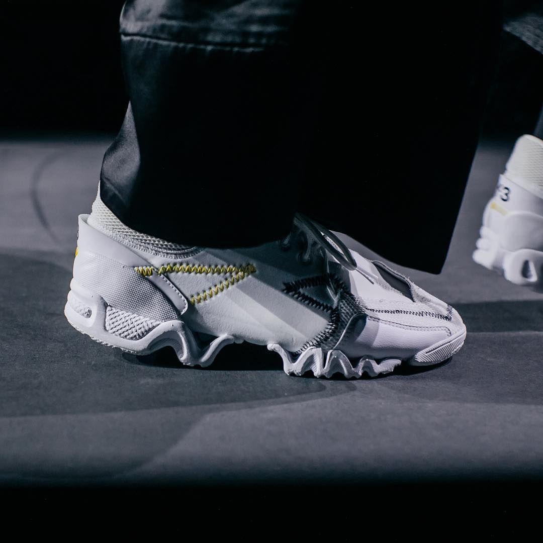 Introducing Ekika. Fall Winter 2018 Paris. #adidas #Y3