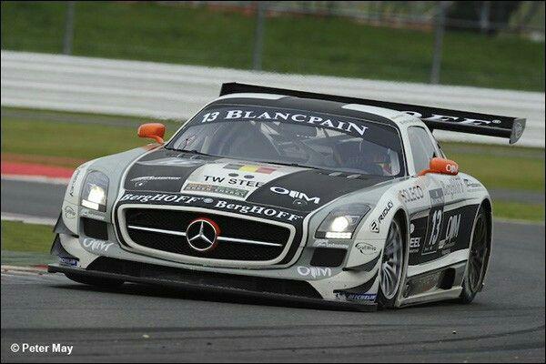 2015 Goodbyes Mercedes Benz Sls Amg Gt3 Dailysportscar Com