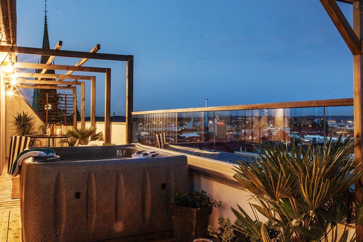 Balkon Met Jacuzzi : Balkon met jacuzzi! outdoor pool garden outdoor pool