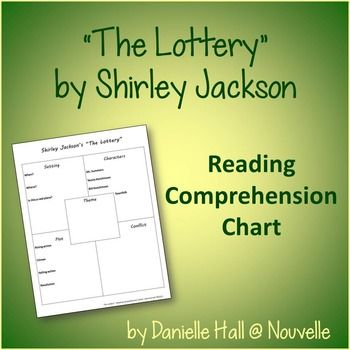 setting of the story the lottery