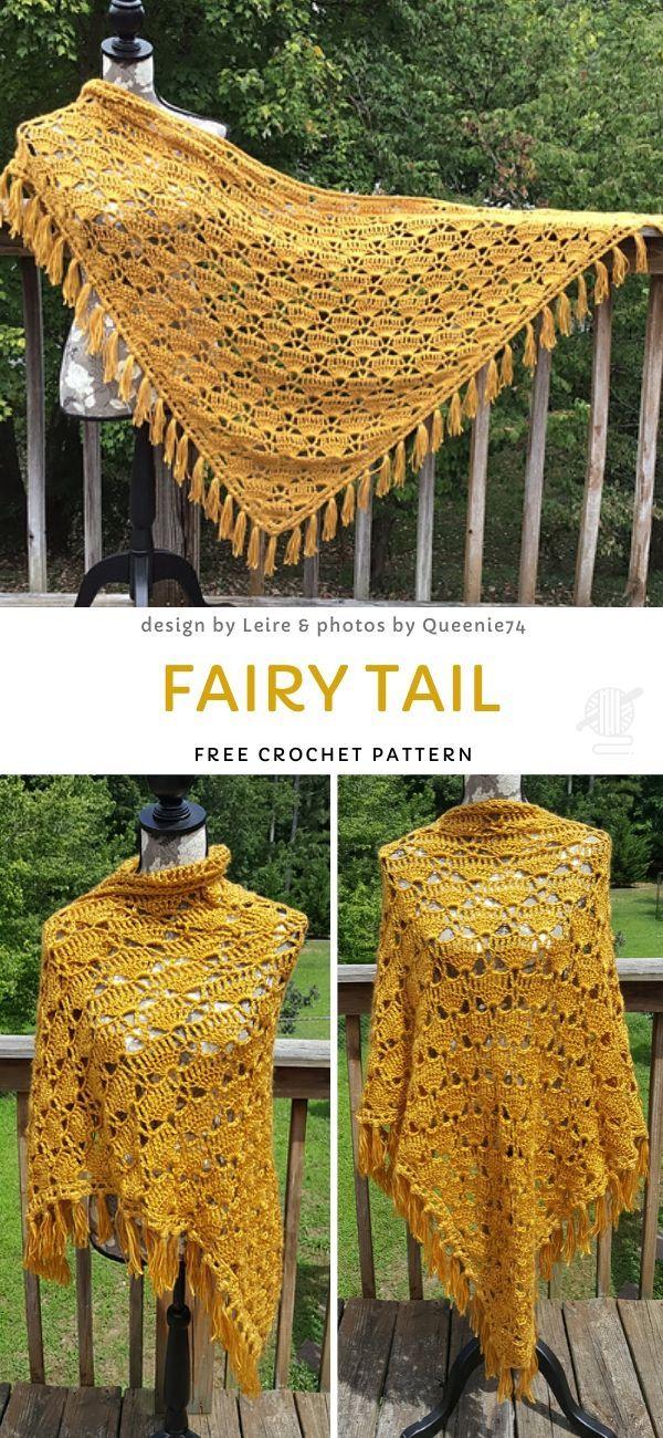 Fairy Tail Free Crochet Pattern