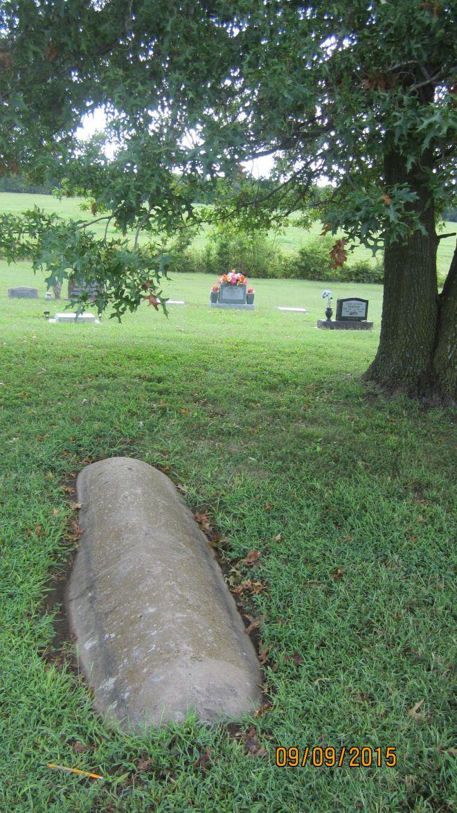 Skiatook Witch Grave