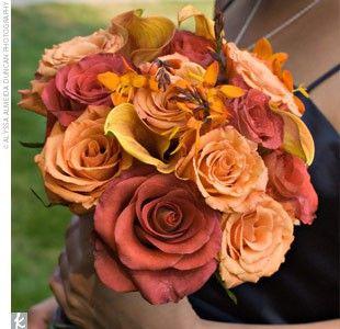 Fall Wedding Flowers flowers
