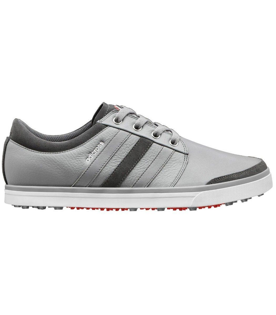 Zapatos de golf Adidas adicross gripmore aluminio / blanco / http: / / blanco www 427002