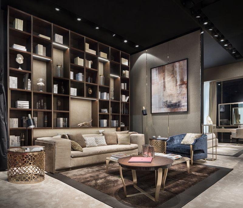 Capital collection arredamento e luxury design salone for Luxury arredamento