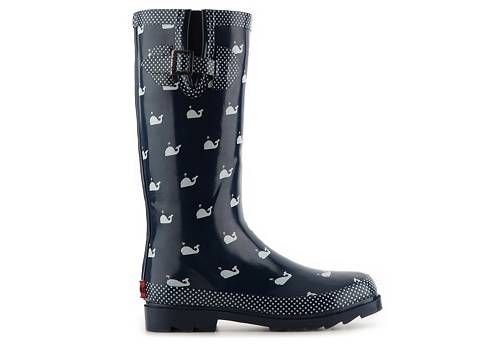 Owl rain boots from DSW! I want this